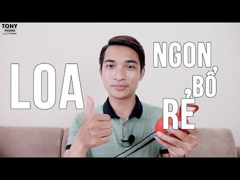 5 Loa Bluetooth Vừa Rẻ Vừa Ngon!