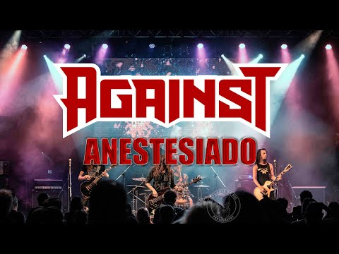 AGAINST | Anestesiado [Lyric Video]