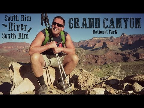 How To Hike The Grand Canyon | From An Average Hiker | Just The Essentials (South Rim)