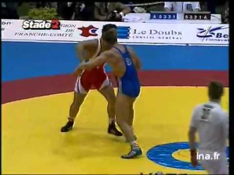 1996 European championship Greco-Roman Wrestling