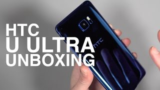 HTC U Ultra Unboxing and Tour!