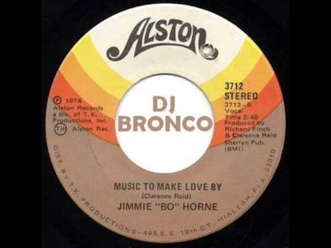JIMMIE BO HORNE - MUSIC TO MAKE LOVE BY
