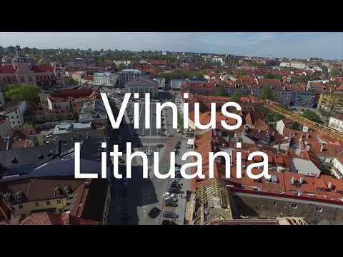 DRONE ONLY | VILNIUS LITHUANIA
