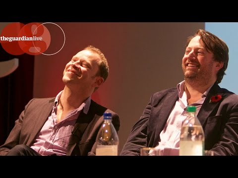 Mitchell and Webb on the final series of Peep Show |  Guardian Live