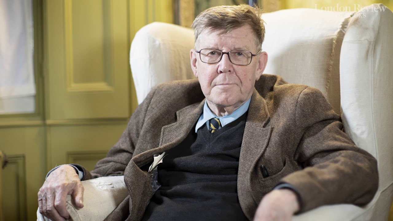 Audio Alan Bennett Reads His Diary For 2018 Youtube