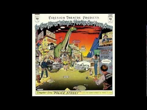 Firesign Theater - In the Next World, You're on Your Own (1975) (Complete Album)