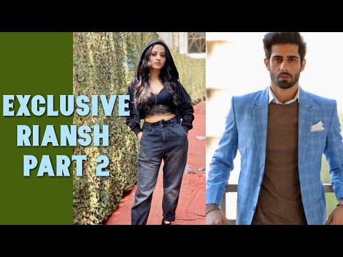 Download Exclusive Interview With RiaAnsh | Rrahul Sudhir | Helly Shah | Ishq Mein Marjawan 2 | Part 2