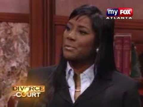 Juanita bynum on divorce Court 3