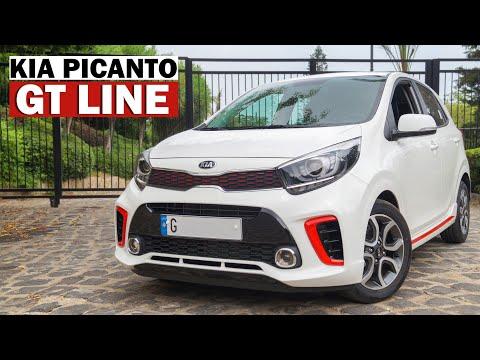Review: 2018 Kia Picanto GT Line | Exterior & Interior Walkaround