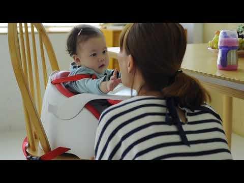 Jellymom Wisechair transformable bumbo baby seat 젤리맘 와이즈체어 아기범보의자