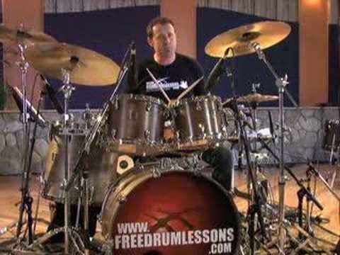 Jazz Drum Beats - Drum Lessons