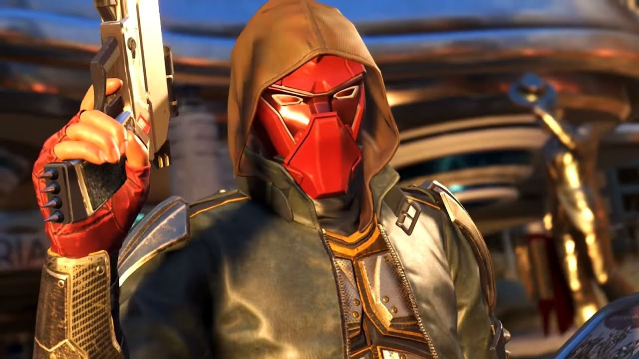 Injustice 2 Red Hood Epic Gear Showcase and Multiverse ...