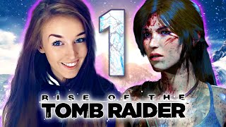 RISE OF THE TOMB RAIDER GAMEPLAY - PART 1!