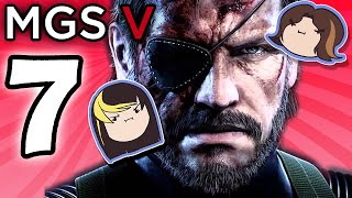 Metal Gear Solid V The Phantom Pain: Odd Jobs - PART 7 - Grumpcade