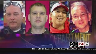 VIDEO: Learning about Dallas shooting victims