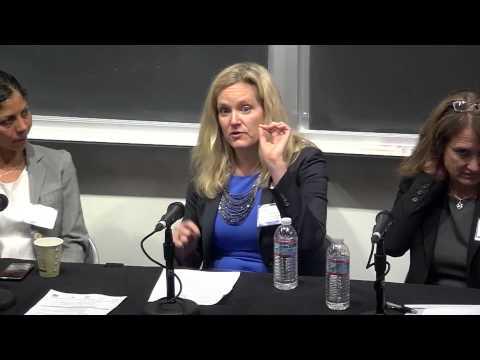 Quantitative Trading Panel - Women in Financial Mathematics 2015
