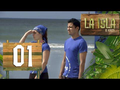 Tercera Temporada - La Isla: El Reality - Capítulo 1
