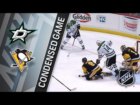03/11/18 Condensed Game: Stars @ Penguins