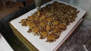 New Method for Making Pecan Turtles