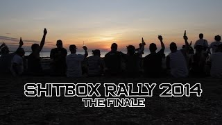 Shitbox Rally 2014 - Day 8 (Auction and Awards)