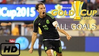 CONCACAF Gold Cup / Copa Oro 2015 ► All Goals [HD]