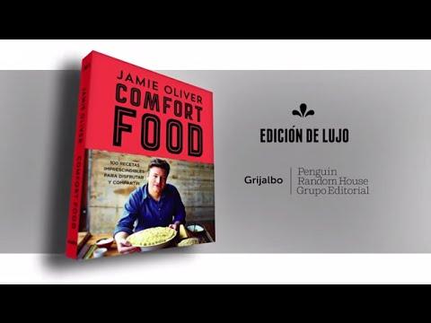 Libro Comfort Food- Jamie Oliver - YouTube