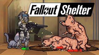 Fallout Shelter - Открываем Стартовые Наборы за 4.99