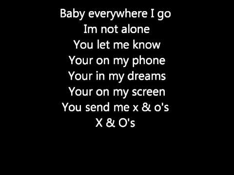 XOXOXO Black Eyed Peas Lyrics