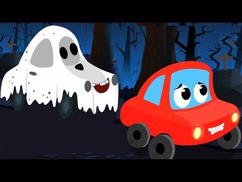 Хэллоуин кар мультфильм