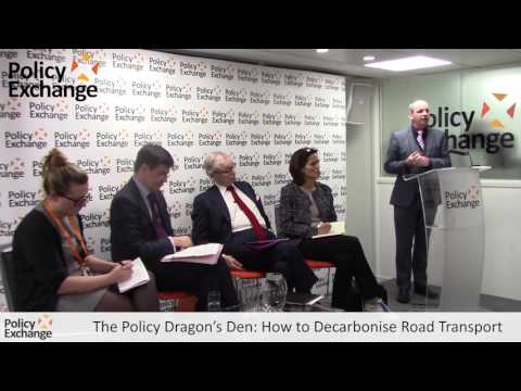 The Policy Dragon's Den: How to Decarbonise Road Transport