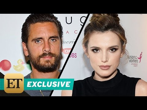 EXCLUSIVE: Scott Disick Spotted on a Date With Bella Thorne!
