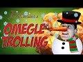 Terrorising Omelge: Frosty The Snowman! DERKA DERKA!!!