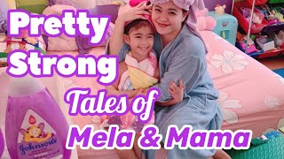 Pretty Strong Tales of Mela and Mama ft. Johnson's Active Kids Strong & Healthy Shampoo