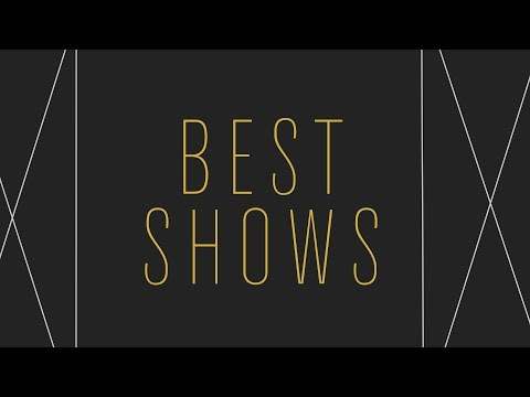 2017 Wrap-Up: Best Shows