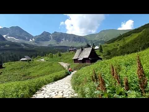 Enter to the most beautiful valley in the world (Poland) [HD]
