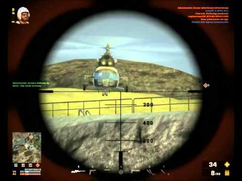 Battlefield: Play4Free - Recon. APC zawsze spoko. L96A1 and 93r Gameplay