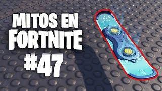 ¡Driftboard Explosivo! - Mitos Fortnite - Episodio 47 #MitosFortnite