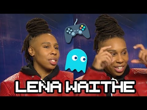 Ready Player One's Lena Waithe Tests Her Pop Culture Knowledge