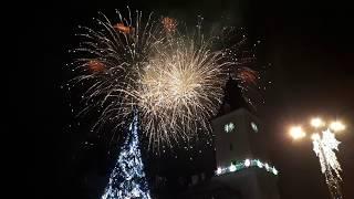 Revelion 2018 Brasov Piata Sfatului
