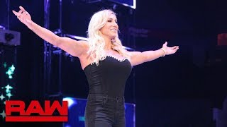 Charlotte Flair replaces Becky Lynch in anticipated WrestleMania match Raw Feb 11 2019