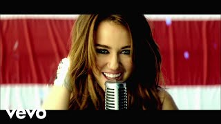 Смотреть клип Miley Cyrus - Party In The U.S.A.