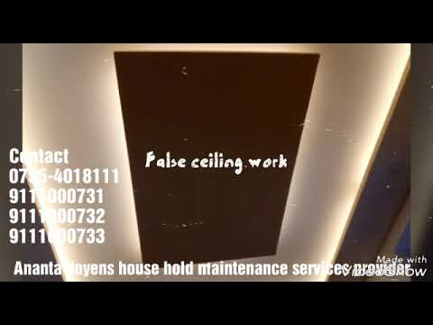 Ananta doyens House Hold Maintenanc $ Repair Service Provider