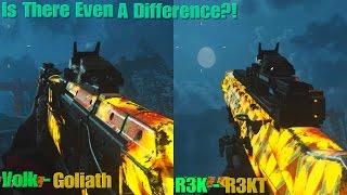 Epic - R3K (R3KT) Vs. Epic - Volk (Goliath) - Call Of Duty: Infinite Warfare Zombies