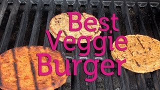 Review: The Best Veggie Burger