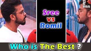 श्रीसंथ बनाम रोमिल कौन जीत सकता हैं बिग बॉस ? Romil Vs Sreesanth who is going to win Bigg Boss 12