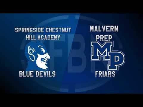 Springside Chestnut Hill Academy vs Malvern Prep Boys Basketball (2019-01-25)