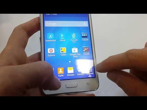 Samsung Galaxy Grand Prime İncelemesi Türkçe