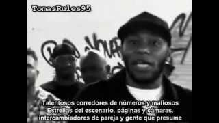 Mos Def - Black Thought - Eminem - Freestyle (The Cypher) Subtitulado Al Español