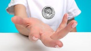 ١٠ خدع سحرية بالقطع النقدية يستطيع أي شخص تأديتها