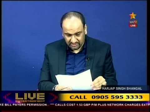 Harjap Bhangal Legal Solutions Full Show 20150327 1859   MATV National 00